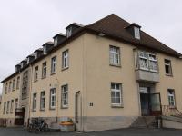 Übergangswohnheim in der Bayreuther Straße.