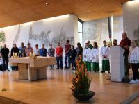 Ehemalige und aktuelle Ministranten in St. Pius3