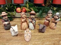 Weihnachtsgrüße von Familie Dahedl