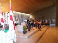 Kinderkirche beim Pfarrfest2
