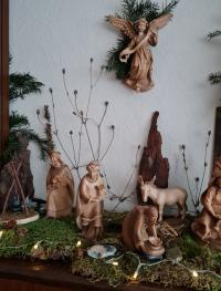 Die Heiligen Drei Könige sind angekommen...