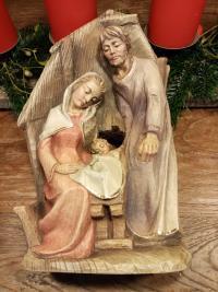 Gott lieben heisst eintreten, gehen, stehen, ausruhen und überall in der Liebe Gottes sein   (Rainer Maria Rilke) Weihnachtsgrüße von Familie Dahedl
