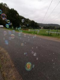 Glücksweg_Seifenblasen